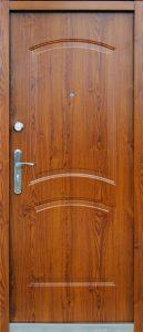 Vchodové dvere zlatý dub