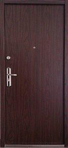 vchodové dvere orech